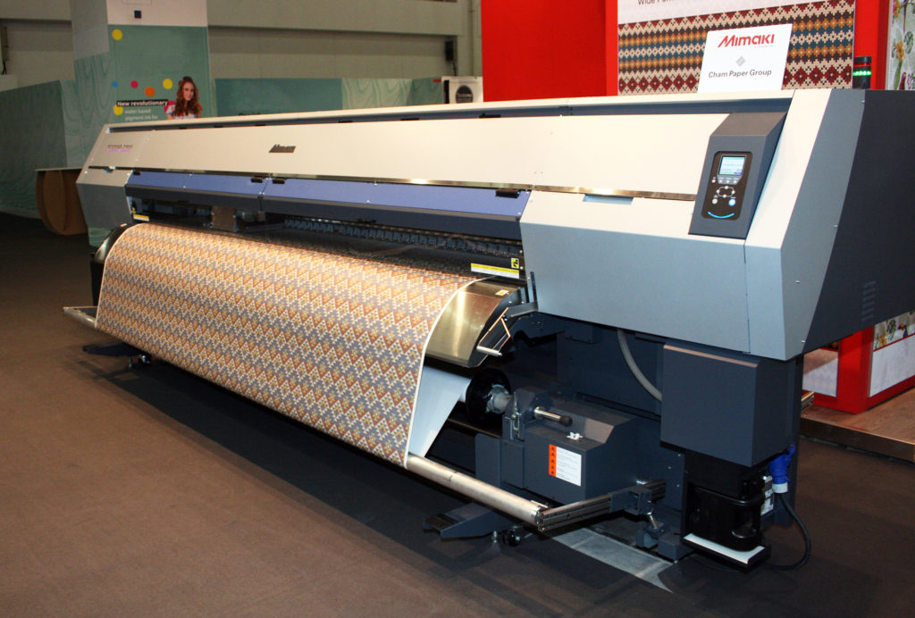 TS500P-3200 - one of Mimaki's latest releases